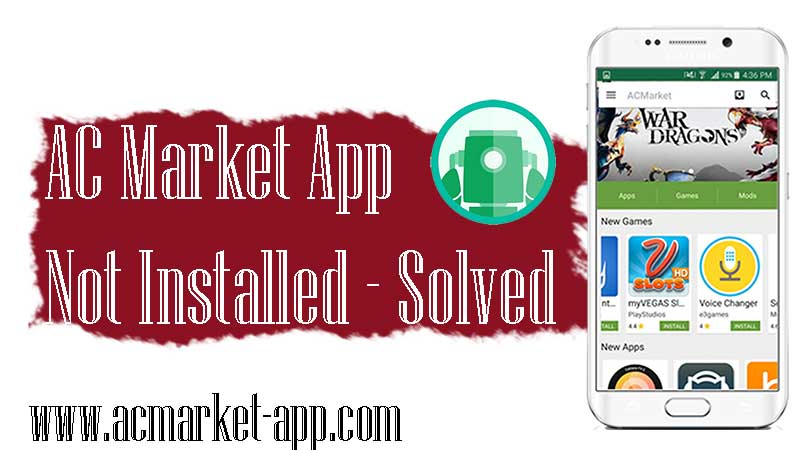 AC Market - #1 Android App Store for Apps and Games  Free Download !