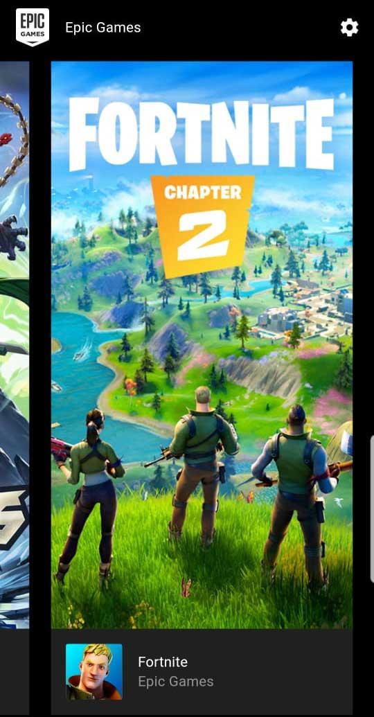 fortnite banner on epic games