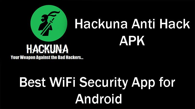 Hakuna Anti Hack AC Market