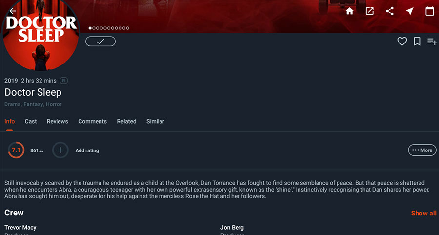 Moviebase apk download