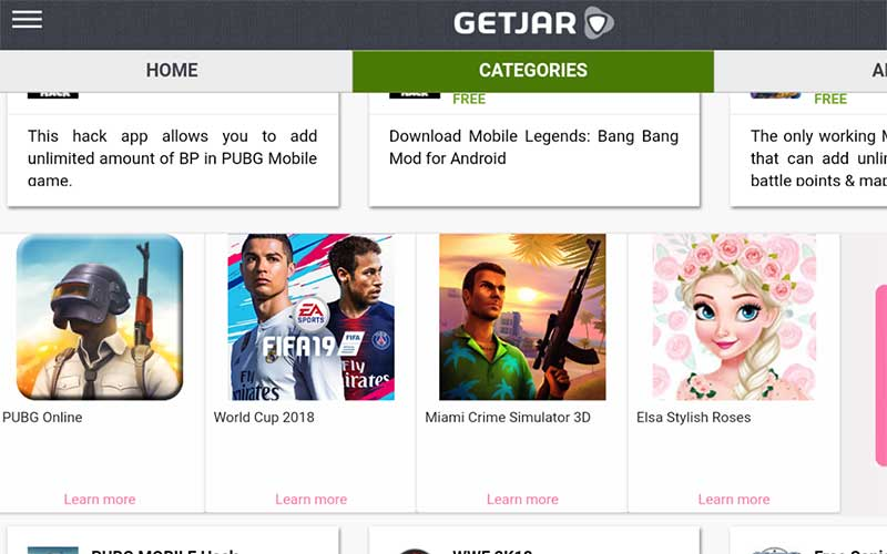 GetJar Games
