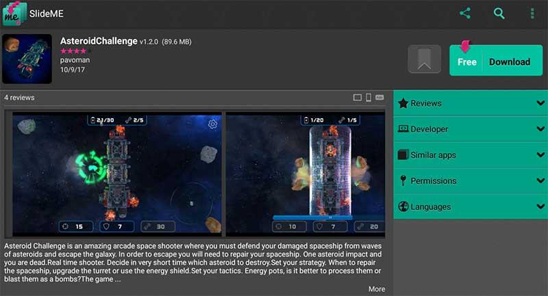 SlideMe App Download