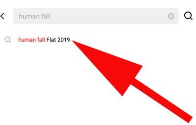 Human Fall Flat APK search