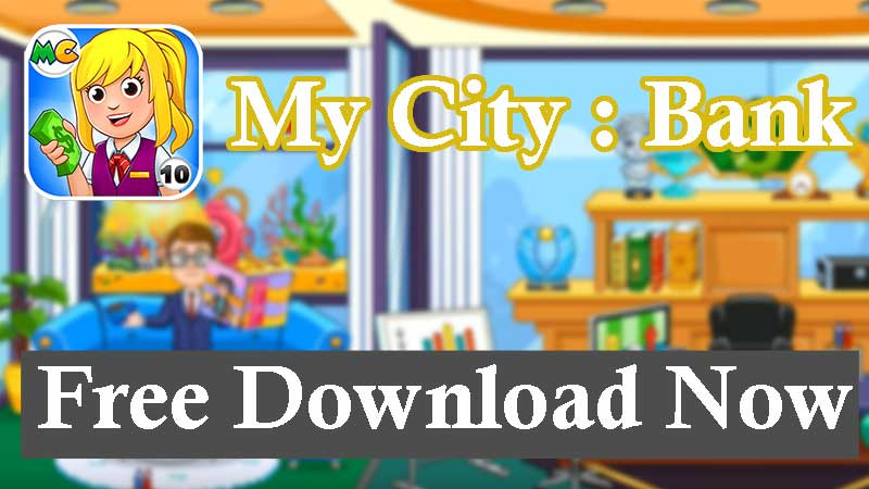 My City bank Android free Download