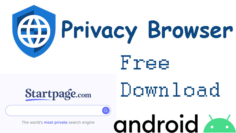 Privacy Browser for Android