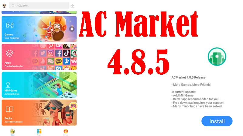 AC market 4.8.5 download