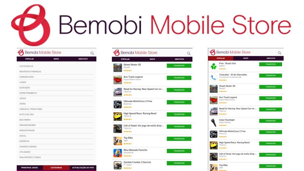 Bemobi Mobile Store apk