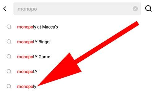 Search monopoly AC Market