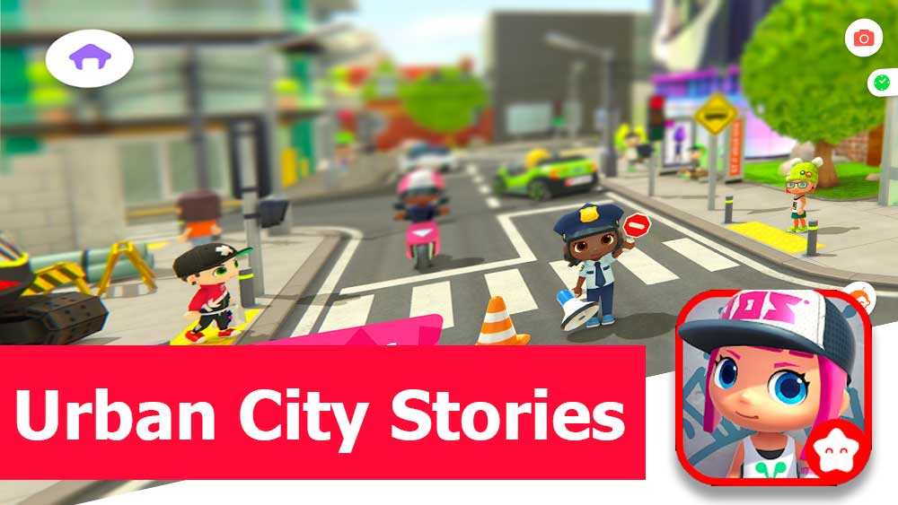 Urban City Stories apk mod