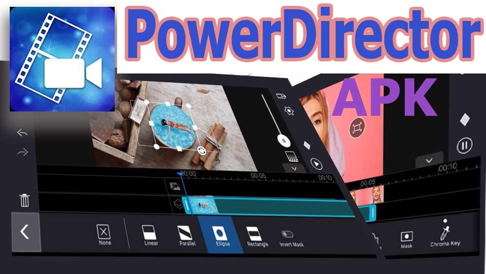 powerdirector ac market