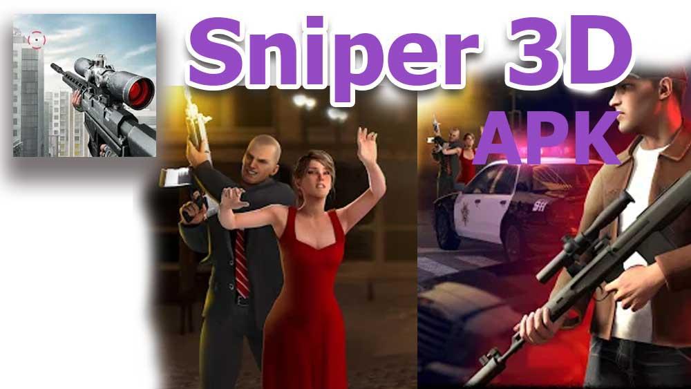 Sniper 3D APK Free