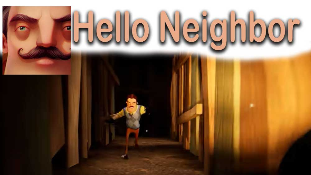 Hello Neighbor Unlocked apk