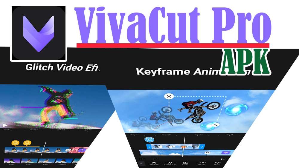VivaCut unlocked APK
